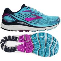 Brooks Transcend 4-Bluefish/Peacoat/Purple Cactus Flower  női futócipő 120239 1B-476
