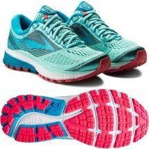 Brooks Ghost 10-Mint/Blue/Pink női futócipő 120246 1B-462