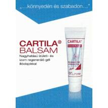 Cartila® Balsam regeneráló krém CAR-002