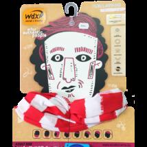 WDX XTREME Bands Red/White nyári multifunkcionális csősál 1202