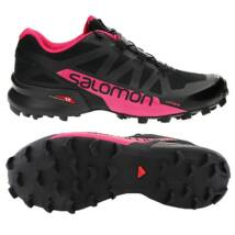Salomon SpeedCross Pro 2 női terepfutócipő (fekete-pink-fekete) L39842700