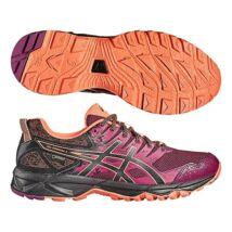 Asics Gel-Sonoma 3 GTX női futócipő (lila-fekete-korall)  T777N-3290