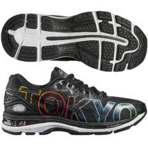 Asics Gel Nimbus 20 (férfi) futócipő (fekete) Tokyo felírattal  T8B1N-9090