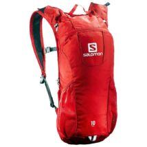 Salomon Trail 10 futóhátizsák (piros-fehér)