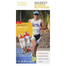 SQUEEZY DRINK ENERGIE GEL tasak – 60 ML GE1021
