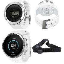 Suunto Spartan Ultra White HR GPS-es multisport óra pulzusmérővel  SS022660000
