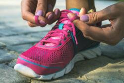 női futócipő