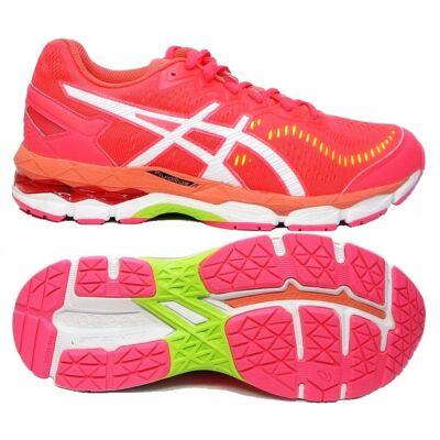 Asics Gel-Kayano 23 női futócipő (diva pink-fehér-korall) C618N-2001
