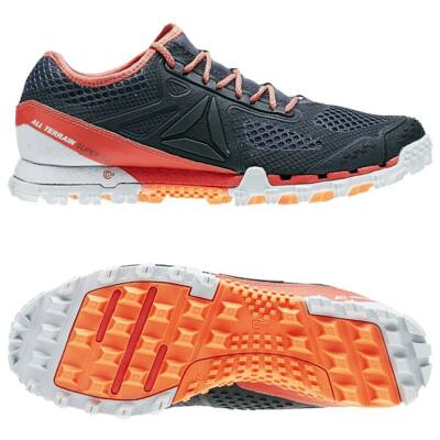 ALL TERRAIN SUPER 3 női terepcipő GREY/GREY/FIRE/PWTR BD2169 (Shoes)