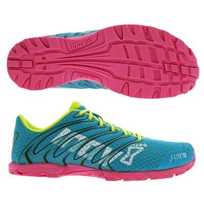 inov-8 F-LITE 192 női futócipő (vízkék-pink-lime) (Shoes)
