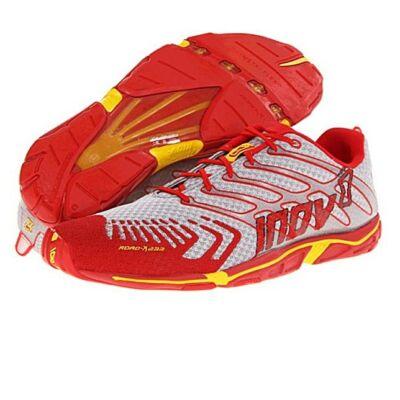 inov-8 Road-X 233 futócipő (szürke-piros-sárga) (Shoes)