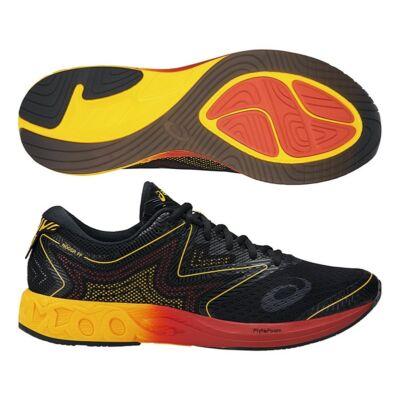 Asics Gel-Noosa FF (férfi) futócipő (fekete-arany-piros) T772N-9004