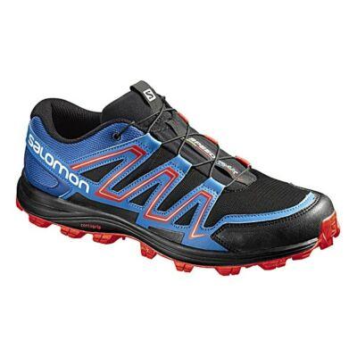 515df24fcc Salomon Speedtrak 4 (férfi) futócipő (kék-fekete) L39062300 - Terepre
