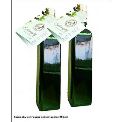 Extra szűz, hidegen préselt szőlőmagolaj - 250 ml SUMOL001