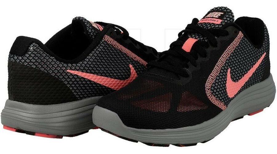 544b01a624 Nike Revolution 3 női futócipő 819303 011 Katt rá a felnagyításhoz